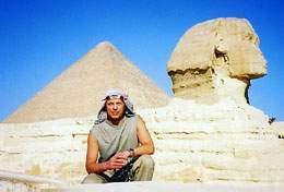 Faraonų antkapiniai statiniai